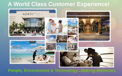 FHD A World Class Customer Experience
